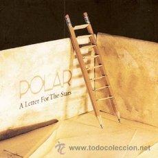 Discos de vinilo: POLAR: A LETTER FOR THE STARS, EDICION NUMERADA Y LIMITADA A 300 EJEMPLARES. Lote 44003902