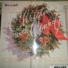 Discos de vinilo: RAY CONNIFF - CHRISTMAS WITH RAY CONNIFF LP - ORIGINAL INGLES - PHILIPS 1959 - HI FI STEREO -. Lote 44004097