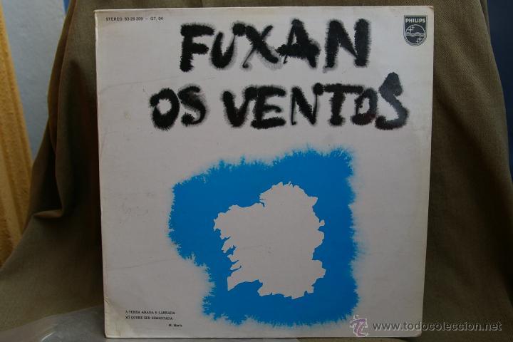 FUXAN OS VENTOS-LP (Música - Discos - LP Vinilo - Grupos Españoles de los 70 y 80)