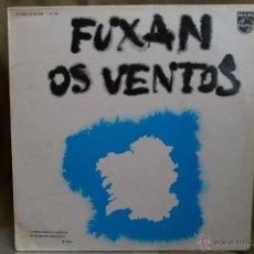 Discos de vinilo: FUXAN OS VENTOS-LP. Lote 44007216