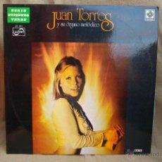 Discos de vinilo: JUAN TORRES Y SU ORGANO MELODICO. Lote 44008438