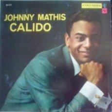 Discos de vinilo: LP ARGENTINO DE JOHNNY MATHIS AÑO 1957. Lote 27614221