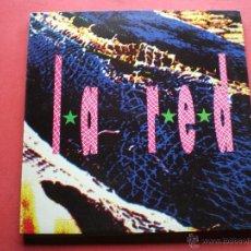 Discos de vinilo: LA RED - LA RED - 1º LP - POLYDOR 1991 SPAIN 511 190-1 CON LETRAS. Lote 44017430