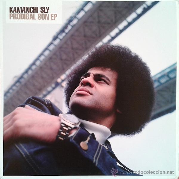 KAMANCHI SLY - PRODIGAL SON EP (Música - Discos de Vinilo - EPs - Rap / Hip Hop)