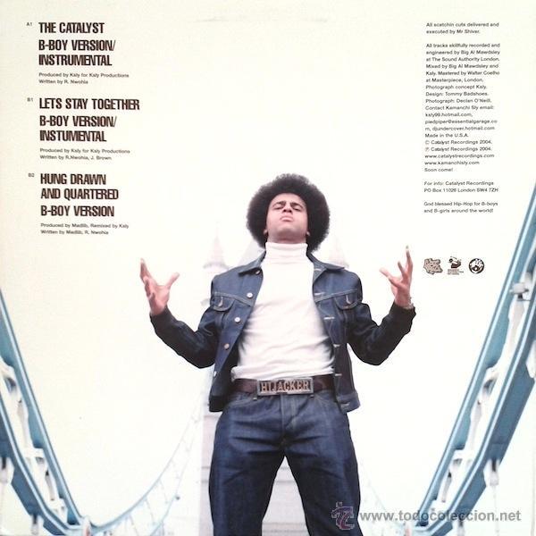 Discos de vinilo: Kamanchi Sly - Prodigal Son EP - Foto 2 - 44018585