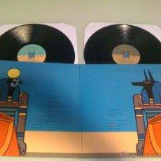 Discos de vinilo: LOS PLANETAS - UNA OPERA EGIPCIA - 2LP - EL VOLCAN MUSICA - 2010 - DESCATALOGADO. Lote 45550409