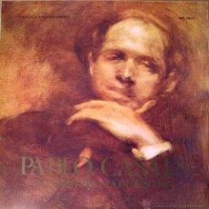 Discos de vinilo: PABLO CASALS. INTERPRETE Y COMPOSITOR. CAJA DE 3 LP'S.+ LIBRETO, 1976. RARO. ESTA NUEVO.. Lote 44038461