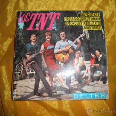 Discos de vinilo: LOS TNT. HE SABIDO QUE TE AMABA + 3. EP. BELTER 1964. Lote 44045253