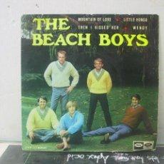 Discos de vinilo: THE BEACH BOYS - MOUNTAIN OF LOVE / LITTLE HONDA + 2 - EDICION ESPAÑOLA - EMI 1967. Lote 44045366