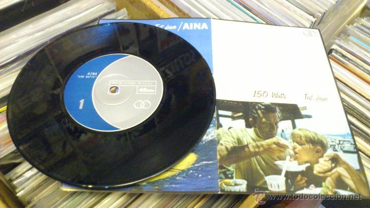 Discos de vinilo: Aina 150 watts Test drive Marry me Records Muy raro! Post Hardcore Indie - Foto 2 - 44045708