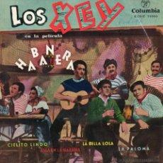 Discos de vinilo: XEY, LOS, EP, LA PALOMA + 3, AÑO 1.959. Lote 44052046