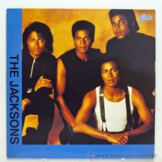Discos de vinilo: THE JACKSONS - 'THE JACKSONS' (LP VINILO. PROMO 1989). Lote 44053652