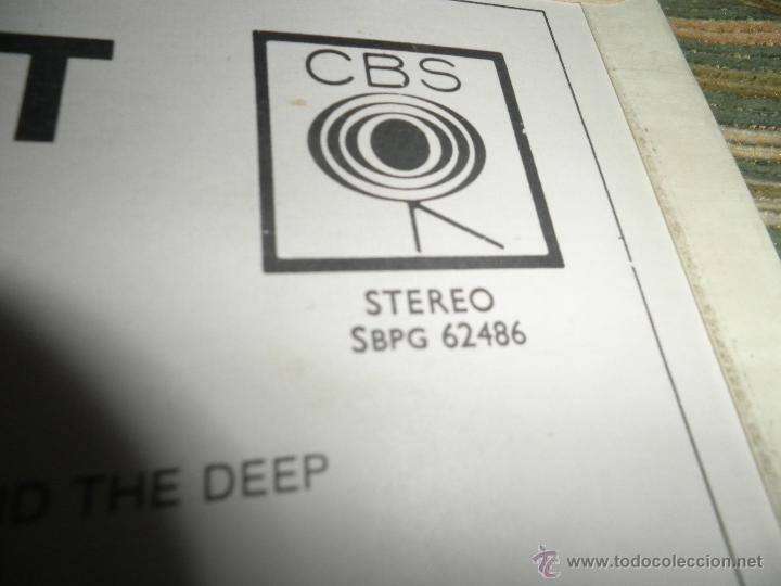 Discos de vinilo: TONY BENNETT - WHO CAN I TURN TO LP - ORIGINAL INGLES CBS 1965 STEREO - MUY NUEVO (5) - Foto 3 - 44054168