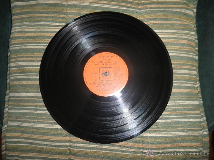 Discos de vinilo: TONY BENNETT - WHO CAN I TURN TO LP - ORIGINAL INGLES CBS 1965 STEREO - MUY NUEVO (5) - Foto 13 - 44054168