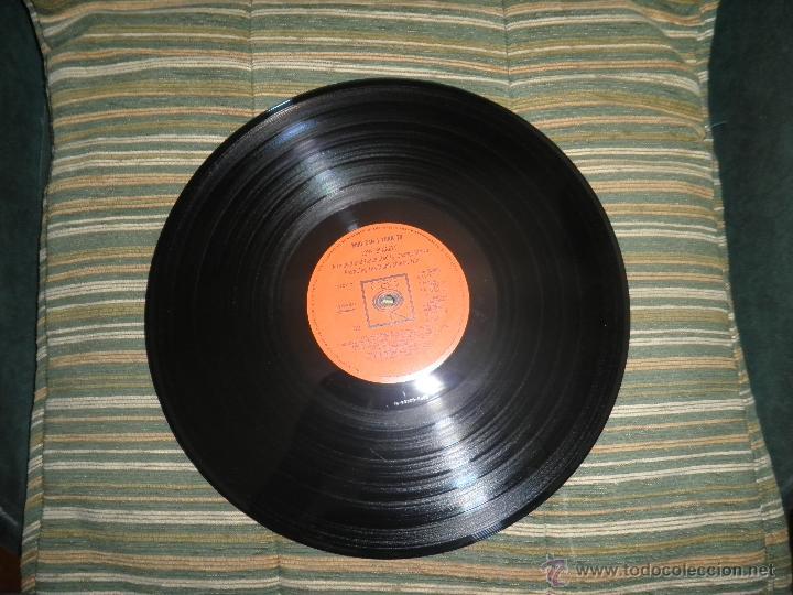 Discos de vinilo: TONY BENNETT - WHO CAN I TURN TO LP - ORIGINAL INGLES CBS 1965 STEREO - MUY NUEVO (5) - Foto 20 - 44054168