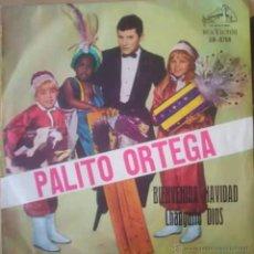 Discos de vinilo: LOTE DE 10 SENCILLOS ARGENTINOS DE PALITO ORTEGA. Lote 31164912
