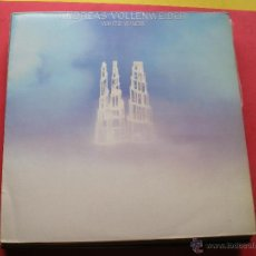 Discos de vinil: ANDREAS VOLLENWEIDER - WHITE WINDS LP. Lote 44060784
