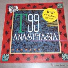 Discos de vinilo: T. 99 - ANASTHASIA - MADE IN SPAIN - MAXI. Lote 44061571