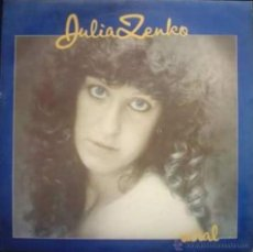 Discos de vinilo: LP ARGENTINO DE JULIA ZENKO AÑO 1983. Lote 26355799