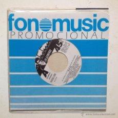 Discos de vinilo: RUFUS SINGLE EL GRAN SULTAN +CHICA DEL SUR PROMOCIONAL. Lote 44064633