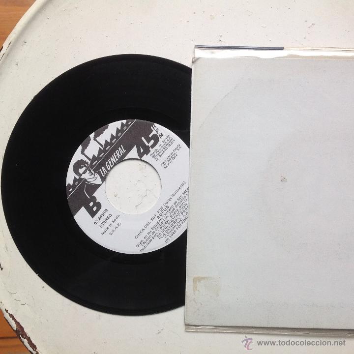 Discos de vinilo: RUFUS single El gran sultan +Chica del sur PROMOCIONAL - Foto 2 - 44064633