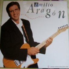 Discos de vinilo: EMILIO ARAGON - THE HUELEN LOS PIES. Lote 44067549
