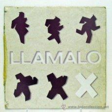 Discos de vinilo: LLÁMALO X - 'LLÁMALO X' (LP VINILO) - PEDIDO MÍNIMO 8€. Lote 44067557