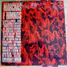 Discos de vinilo: MARCHAS E HIMNOS. Lote 44067682