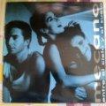 Discos de vinilo: MECANO - ENTRE EL CIELO Y EL SUELO- LP.1986-. Lote 44067878