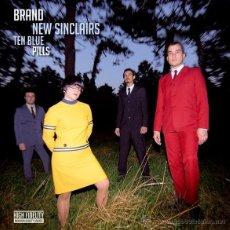 Discos de vinilo: LP BRAND NEW SINCLAIRS TEN BLUE PILLS MOD VINILO. Lote 213227131