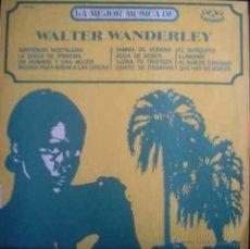 Discos de vinilo: LP ARGENTINO Y RECOPILATORIO DE WALTER WANDERLEY AÑO 1978. Lote 26617712