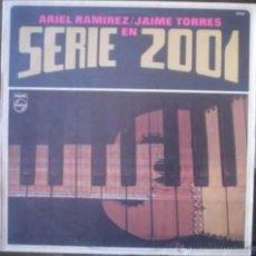 Discos de vinilo: LP DE ARIEL RAMÍREZ Y JAIME TORRES AÑO 1972 EDICIÓN ARGENTINA. Lote 26913650