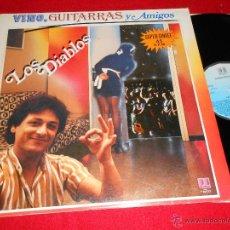 Discos de vinilo: LOS DIABLOS VINO GUITARRAS Y AMIGOS MEDLEY/DONG DONG DIKI DIKI DON/VINO GUITARRAS AMIGOS 12 MX 1983. Lote 44093627