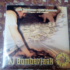 Discos de vinilo: VINILO 4LP DJ BOMBERJACK - COLISAO IBERICA RAP/ HIP HOP ESPAÑOL. Lote 44095398