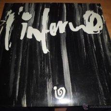 Discos de vinilo: L´INFERNO MADE IN SUIZA 1991 DIFICIL MUY BUEN ESTADO. Lote 44101397