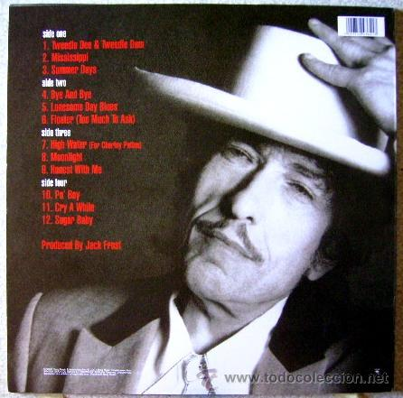 Discos de vinilo: BOB DYLAN.LOVE AND THEFT 1ª EDICION ORIGINAL...DOBLE LP....NM....JOYA - Foto 2 - 44105844