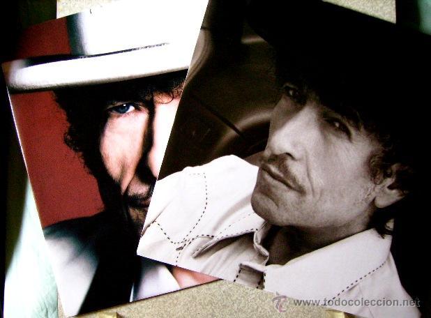 Discos de vinilo: BOB DYLAN.LOVE AND THEFT 1ª EDICION ORIGINAL...DOBLE LP....NM....JOYA - Foto 4 - 44105844
