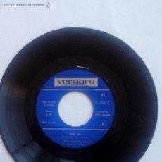 Discos de vinilo: S.PROKOFIEF. LA CENICIENTA.JOSEF SUK.LIEBESLIED.VIOLIN DAVID OISTRAKH.PIANO N.WALTER. VERGARA 1962.. Lote 44117386