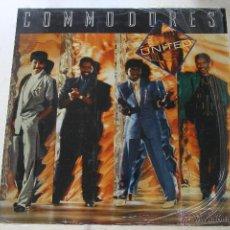 Discos de vinilo: THE COMMODORES. Lote 44118347