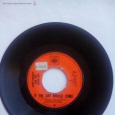 Discos de vinilo: GARY PUCKETT & UNION GAP. OVER YOU.IF THE DAY WOULD COME. CBS 3714 (1969). Lote 44120423