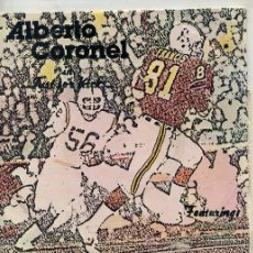 Discos de vinilo: ALBERTO CORONEL / I WISH I KNEW / BUT BEATIFUL / THAT'S ALL + 1 (EP PORTUGUES). Lote 44121058