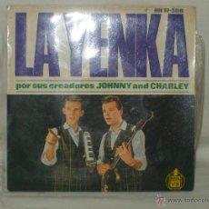 Discos de vinilo: LA YENKA. Lote 44122831