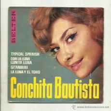 CONCHITA BAUTISTA EP BELTER 1965 TYPICAL SPANISH + 3