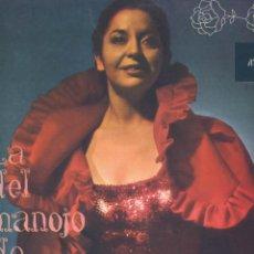 Discos de vinilo: LA DEL MANOJO DE ROSAS- PABLO SOROZABAL. Lote 44136655
