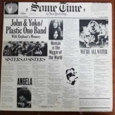 Discos de vinilo: JOHN LENNON & YOKO ONO / PLASTIC ONO BAND ( LIVE JAM - SOMETIME IN NEW YORK CITY ) USA-1978 2LPS. Lote 44137802