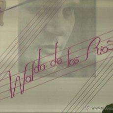 Discos de vinilo: WALDO DE LOS RIOS LP SELLO HISPA VOX AÑO 1975. Lote 44139187