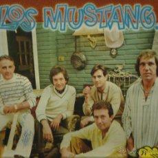 Discos de vinilo: LOS MUSTANG LP SELLO MOVIEPLAY AÑO 1980. Lote 44139447