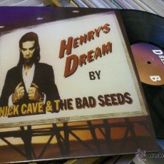 Nick cave and the Bad seeds Henry's dream lp disco de vinilo Reedicion ya descatalogada!