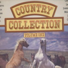 Discos de vinilo: COUNTRY COLLECTION-VOLUMEN 1. Lote 44149081