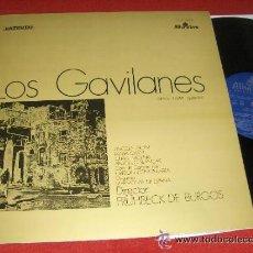 Discos de vinilo: LOS GAVILANES- RAMOS MARTIN-GUERRERO. Lote 44149374
